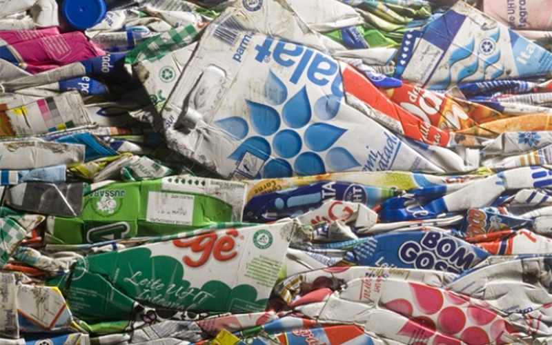 Recycling Tetra Pak in Piedmont with Swiss finance and Italian ingenuity and capital