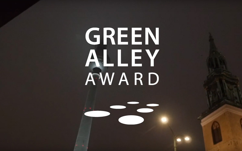 Ecoplasteam Green Alley Awards Mood