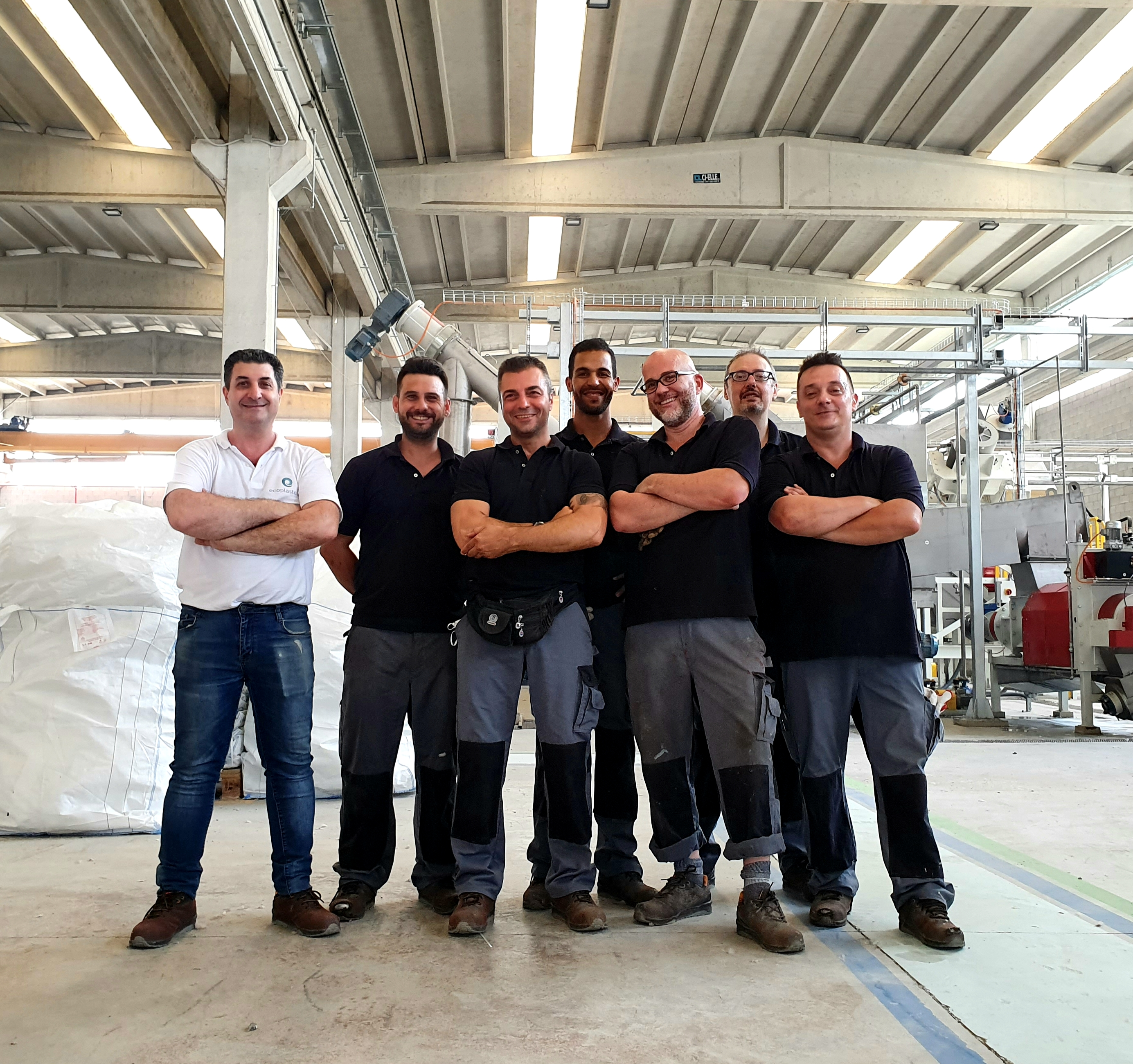 The Spinetta Marengo Production Staff!