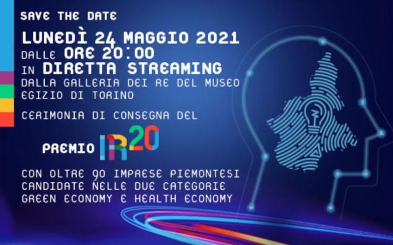 """Ecoplasteam ha vinto il Premio """"IR20"""" Piemonte Innovazione e Ricerca 2020"""